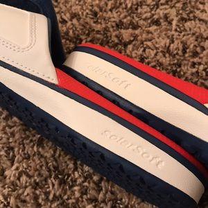 1916a2d000a9 Jordan Shoes - Jordan Retro Hydro III Jumpman True Blue Slides 9